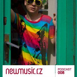 new music | podcast 008 | 14/06/2009