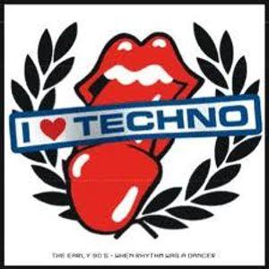 I Love Techno (May Mix)