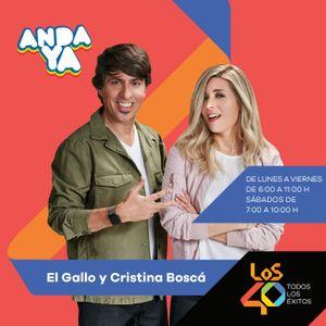 Anda Ya  (16/11/2018 - Tramo de 09:00 a 10:00)