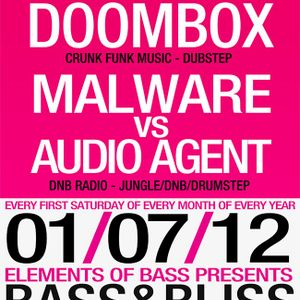 Disorder Crew LIVE @ BASS&BLISS (1-7-2012)