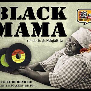 Black Mama Radio Show 28/11/2010 meets Dj Lelli