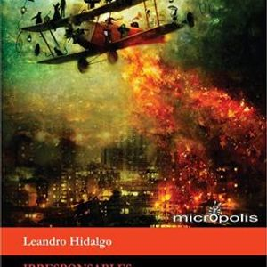 Leandro Hidalgo, escritor, en La Patria de las Moscas (23-7-2046)