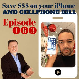 Save Money on your iPhone and Cellphone Bill with Rey Brown - MPSOS163