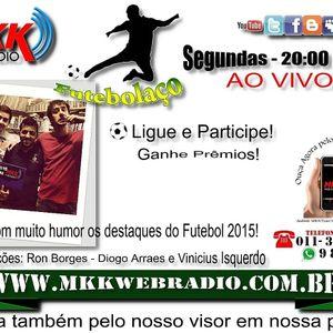Programa Futebolaço 23/FEV/2015