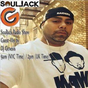 SOULJACK RADIO SHOW GUEST MIX - DJ GENESIS (2014)