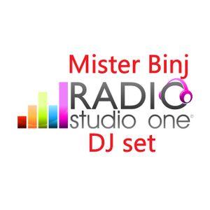 Week 23: Mister Binj radio show on Radio Studio One