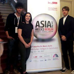 Asia Pacific Weeks Sondersendung