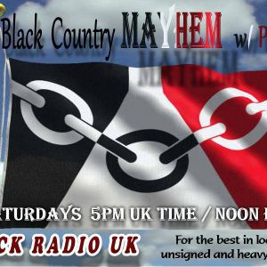 Black Country Mayhem 23-01-16 pt1