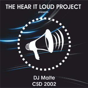 DJ Malte - CSD Berlin 2002 - CD 01