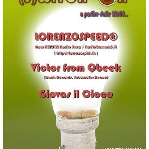 LORENZOSPEED Dj's set @ Switch On Udine 05 01 2014