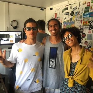 Soul Clap Records Show - Lips & Rhythm Takeover @ The Lot Radio 08:07:2018