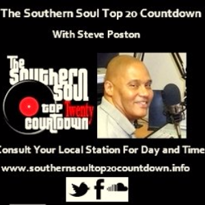 Southern Soul Top 20 Countdown Radio program 10-03-2015