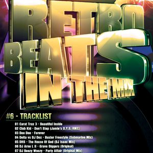 T-Bounce presents Retro Beats In The Mix - #6