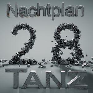 DJ Led Manville - Nachtplan Tanz Vol.28 (2016)