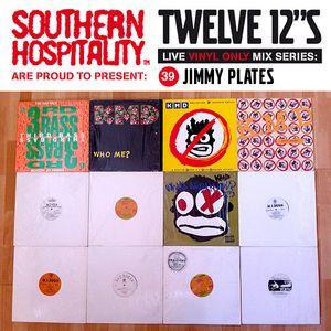 Twelve 12's Live Vinyl Mix: 39 - Jimmy Plates - MF Doom Special