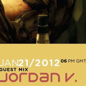 01 - Jordan V. - 3 Million Ways 021 @ TM radio [ 21-jan-2012 ]