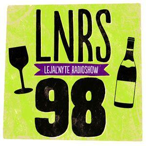 LEJAL'NYTE radioshow LNRS098 08.06.2013 @ SUB FM