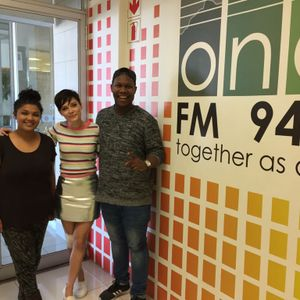 One FM 94.0 - Mitch Matyana and Diksha Ujoodha chat to Alexandra May about her new single