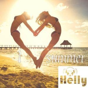DJane Helly (Bg) - I Love Summer <3 - fresh mix by DJane Helly (2016)