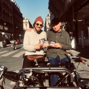 Le Mellotron: Anders with Philippe Cohen Solal // 06-02-20