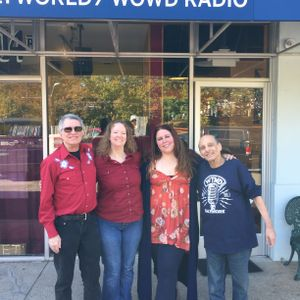 Forbidden Alliance  WOWD-lp 94.3 FM  October 22 2017 with Janine Wilson