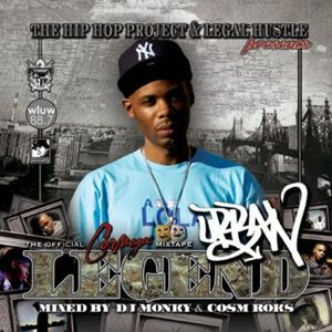 "Cormega ""Urban Legend (Mixed by Cosm Roks & DJ Monky)"" (2009)"