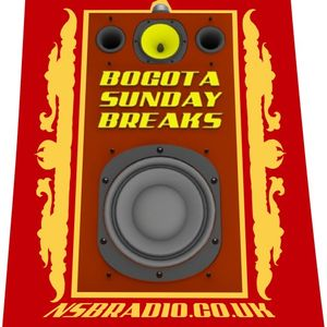 BOGOTA SUNDAY BREAKS (BSBREAKS) WITH MAD ATARI - 17 OCT SESSION