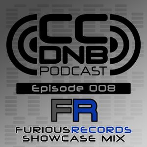 CCDNB 008 Furious Records Showcase Mix