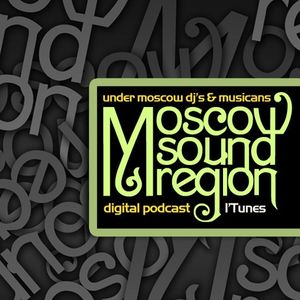 Moscow Sound Region podcast #35. Beautifully sounded techno