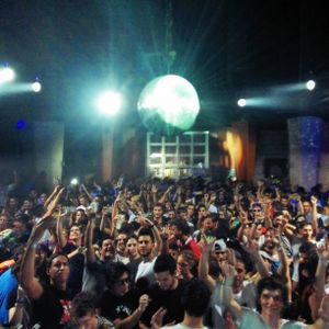 Ken Ishii Live @ Circus Nation, Granada Spain - October 2015