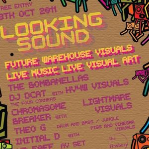 Live @ Looking Sound - Oct2011