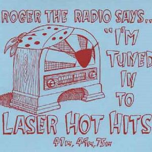 Nigel james Laser Hot Hits International - The Shortwave Legend_Sun May 14 2017