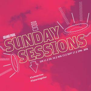 AARON PAAR (LIVE) @ Sunday Sessions - JUN 11 2017