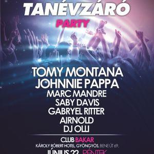 2012.06.22@Live Club Bakar, Városi Tanévzáró 2012