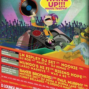 SDrino Mc Ardimann part 1 Afrobeat@WAKE UP 14 8 2012