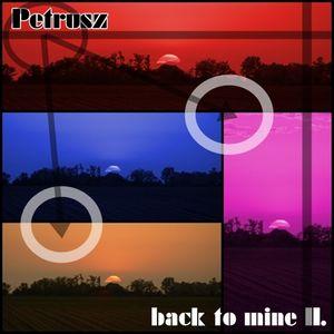Back to Mine II.