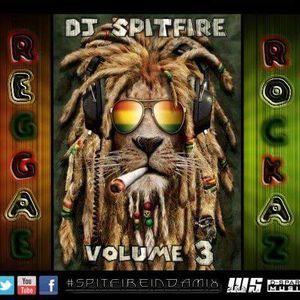 DJ Spitfire - Reggae Rockaz Vol.3