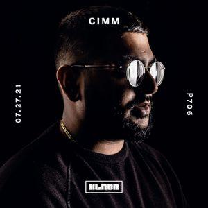 XLR8R Podcast 706 - Cimm