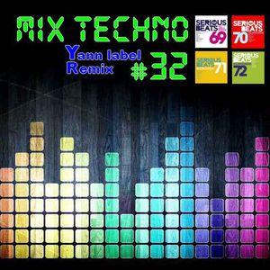 Mix Techno #32 (Best of 2012 - Serious beats vol.69-70-71-72) - 2013