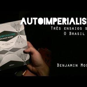 Talk Cidade - Katia Suman - Benjamin Moser: Autoimperialismo - 09.09.16