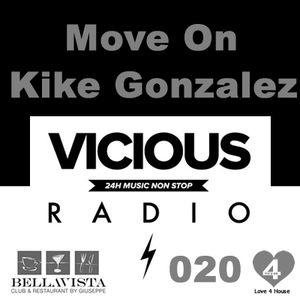 Move On // 020 // Kike Gonzalez