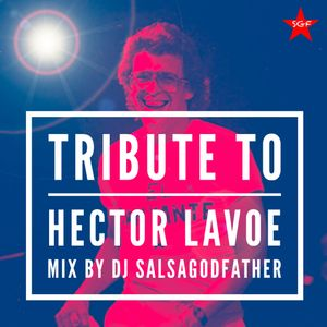 Tribute to Hector Lavoe - Live Mix by Dj SalsaGodfather - Recorded @ Studio Kerenoc