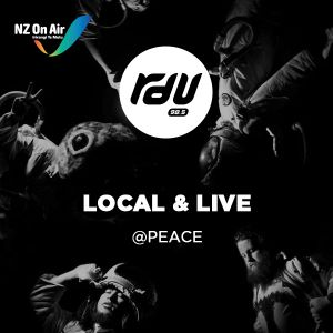 LOCAL AND LIVE EP 25 - @PEACE (AT THE BREWERY)