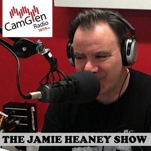The Jamie Heaney Show, 3 Jan 2018