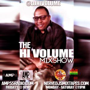 The Hi Volume Mixshow on Amp55Radio 6-28-17