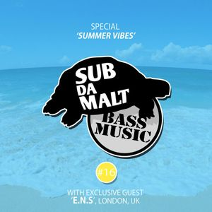 Subdamalt Bass Music podcast #16