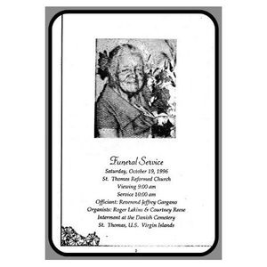 Learning about Our Ancestor, Part 11: Mrs. Maud Proudfoot's Service Above Self