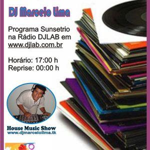Sunset Rio - 28-06-2010 * DJ Marcelo Lima (Estréia)