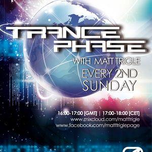 Matt Trigle - Trance Phase 007