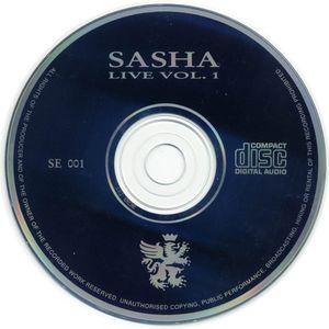 Sasha - Live Set Vol. I ... 1992 (The Edge Series)